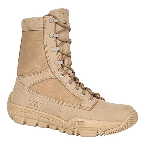 New Colorway Rocky 8 Inch C5c Rkyc003 Work Boot For Men Cheap Sale
