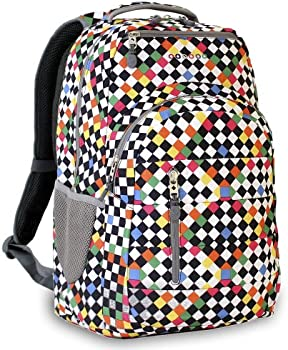J World New York Carmen Laptop Backpack