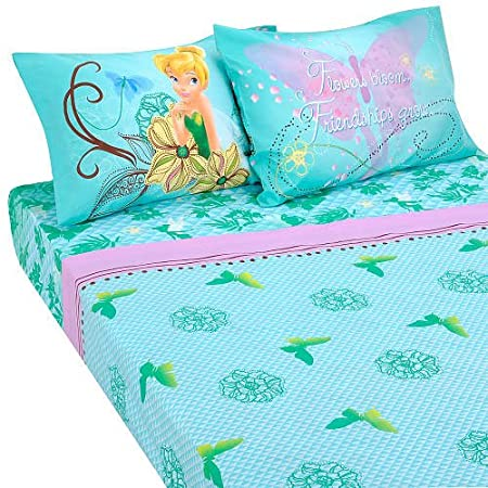 Disney Fairies Crib Bedding Set