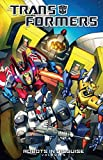 Transformers: Robots In Disguise (2011-) Vol. 3 (Transformers: Robots In Disguise Series)