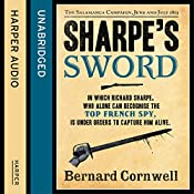 Sharpe's Sword: The Salamanca Campaign, June and July 1812: The Sharpe Series, Book 14 | Bernard Cornwell