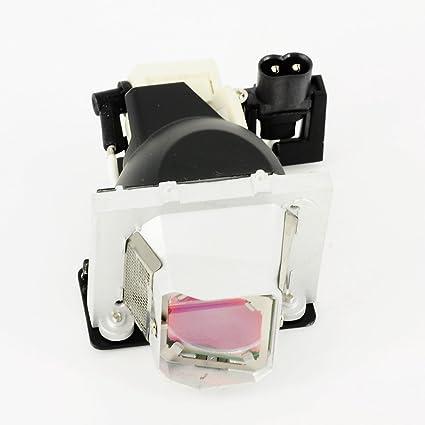 haiwo 311-8529/725-10112de haute qualité Ampoule de projecteur de remplacement compatible avec boîtier pour Dell M209X/M409WX/M410HD.