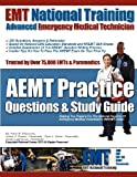 img - for EMT National Training AEMT Practice Questions & Study Guide book / textbook / text book