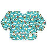 Bumkins Disney Baby Waterproof Sleeved Bib, Winnie the Pooh Balloons, 6-24 Months