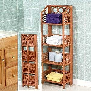 Amazon Bathroom Shelves Thechurchoffashion