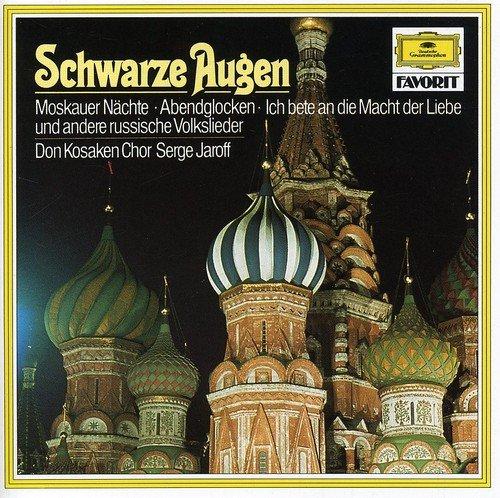 CD : Don Kosaken Chor - Schwarze Augen (CD)