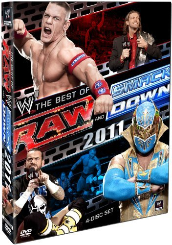 WWE: The Best of Raw and SmackDown 2011 (Wwe Raw Full Show compare prices)