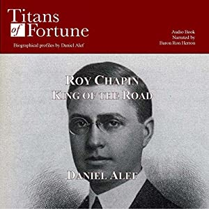 Roy Chapin Audiobook