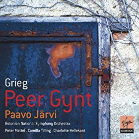 Peer Gynt (incidental music): No. 4 Bruderovert Ingrids klage/The Abduction of the Bride (Prelude to Act 2)