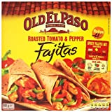 Old El Paso Tomato and Pepper Fajita Kit 500 g (Pack of 2)