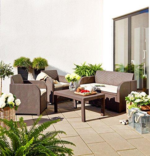 Jysk Garden Furniture Cheap price jysk lounge set middelfart rattan effect buy garden jysk lounge set middelfart rattan effect workwithnaturefo