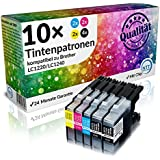 N.T.T.® - 10 STÜCK XL 100% Qualität Druckerpatronen