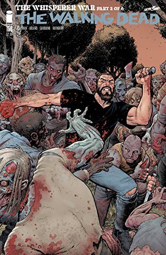 WALKING DEAD #158 CONNECTING VARIANT TO #157 PREORDER 9/7/16