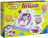 Toy - Ravensburger 28546 - Malen nach Zahlen: Fantastic Atelier