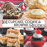 img - for 101 Cupcake, Cookie & Brownie Recipes (101 Cookbook Collection) book / textbook / text book