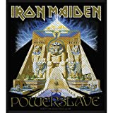 Iron Maiden - Patch Powerslave (in 10 cm x 10 cm)