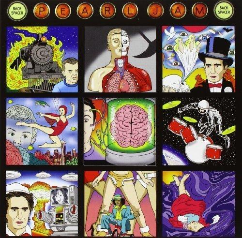 Pearl Jam - Pearl Jam - Backspacer - Zortam Music