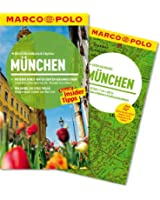 MARCO POLO Reiseführer München: Reisen mit Insider-Tipps. Mit EXTRA Faltkarte & Cityatlas