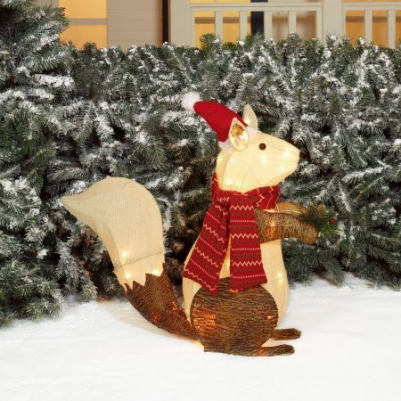 holiday-time-26-sparkling-burlap-with-bark-squirrel-sculpture-christmas-decor