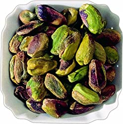 Raw Shelled Pistachios - 4 lb
