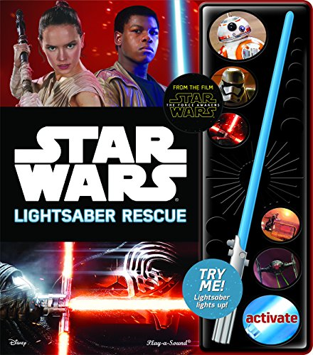 Star Wars The Force Awakens Lightsaber Adventure