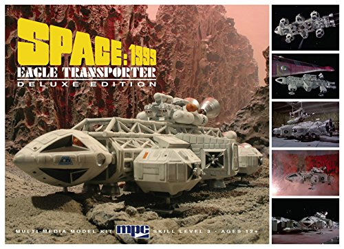 1/72 Space 1999: Eagle-1 Deluxe Edition