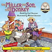 The Miller, His Son, and their Donkey: Sommer-Time Story Classics, Book 10 (       UNABRIDGED) by Carl Sommer Narrated by Carl Sommer