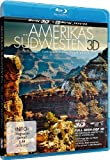 Image de Amerikas Südwesten 3d-Grand Canyon - Death Valley [Blu-ray] [Import allemand]