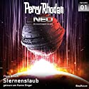 Sternenstaub (Perry Rhodan NEO 1) Audiobook by Frank Borsch Narrated by Hanno Dinger