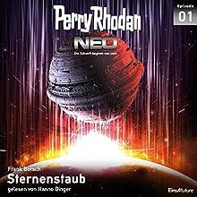 Sternenstaub (Perry Rhodan NEO 1) Hörbuch von Frank Borsch Gesprochen von: Hanno Dinger