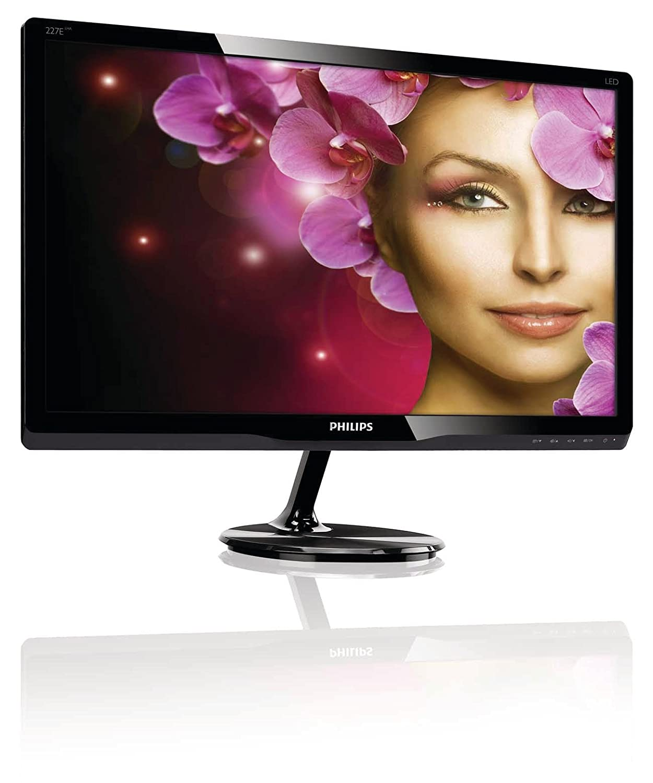 Ecran LCD 22 pouces PHILIPS ELINE 227E4LHAB NOIR 21.5\