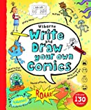 img - for Write and Draw Your Own Comics book / textbook / text book