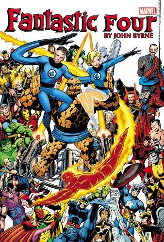 Fantastic Four by John Byrne Omnibus - Volume 1 (Marvel Omnibus Fantastic Four compare prices)