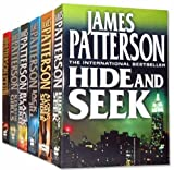 James Patterson James Patterson 5 Books Collection Set pack RRP £39.95 (Beach Road, Hide and Seek, Black market, Kiss the girls, The midnight club) (James Patterson)