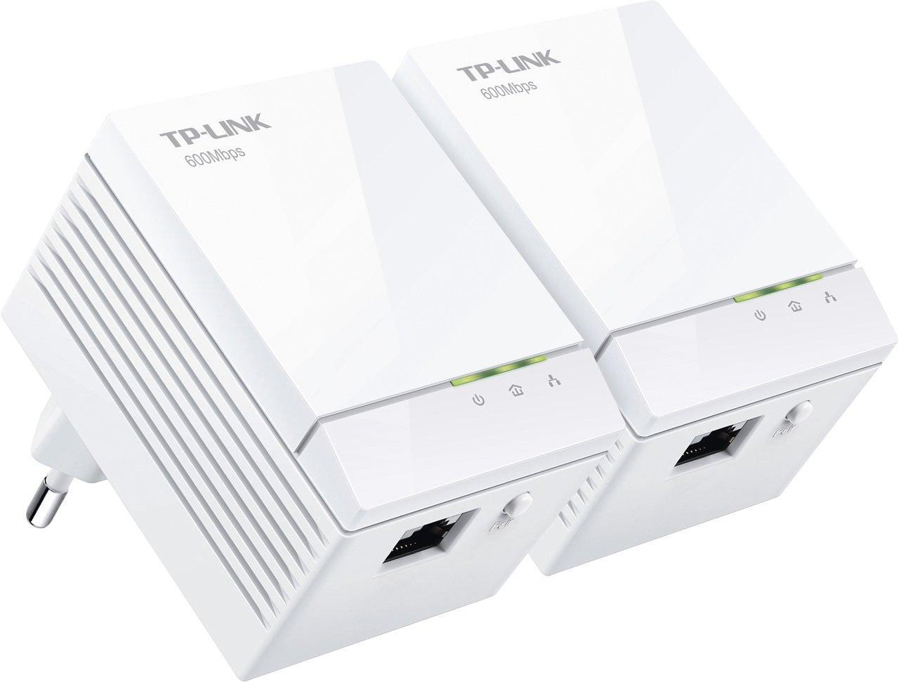 Adaptateur CPL TP LINK TLPA6010KIT BLANC