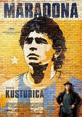 11 x 17 Maradona by Kusturica Movie Poster