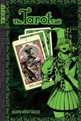 Tarot Cafe, The Volume 7