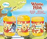 DISNEY POOH 3pc BATH ACCESSORY SET BY HMI