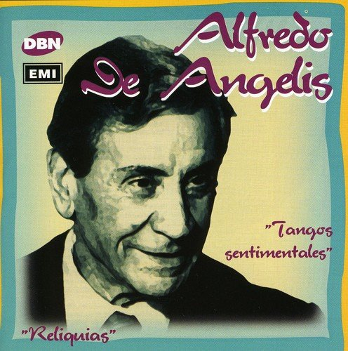 alfredo de angelis - Tangos Sentimentales - Zortam Music