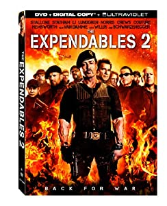 The Expendables 2 [DVD + Digital Copy + UltraViolet]