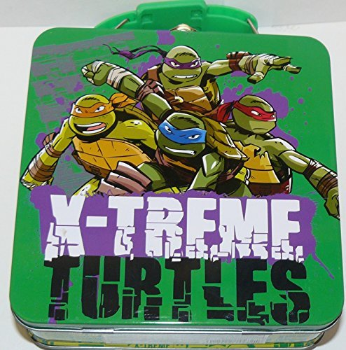 "Nickelodeon Teenage Mutant Ninja Turtles ""X-treme Turtles"" Tin Box"