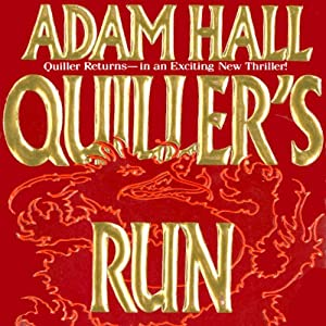 Quiller's Run Audiobook