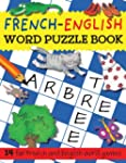 French-English Word Puzzle Book: 14 F...
