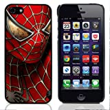 GadgetTown Comic Series - SPIDERMAN Hard Plastic and Aluminum Back Case for Apple iPhone 5 ~ GadgetTown