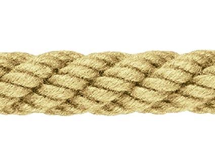 Pasamanos de cuerda de acr lico 30 mm beige pasamanos de - Pasamanos de cuerda ...