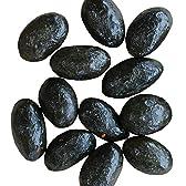 虎竹の里 竹炭大粒豆 140g 国産の竹炭パウダーを落花生にコーティングしたピリ辛の竹炭豆菓子です。