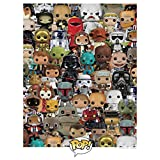 Star Wars Funko Pop Puzzle (1000 Piece)