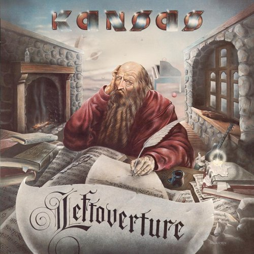 Kansas - Leftoverture (Remaster) - Zortam Music