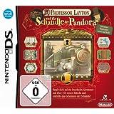 """Professor Layton und die Schatulle der Pandoravon """"Nintendo"""""""