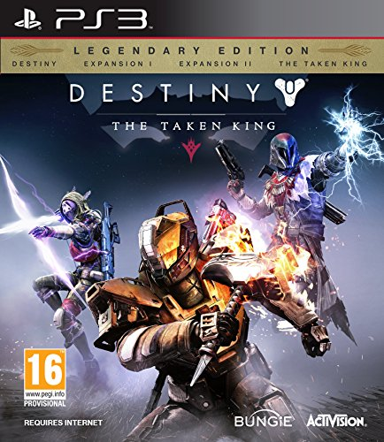 Destiny - The Taken King Legendary Edition (PS3)